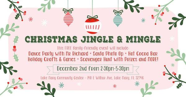 Christmas Jingle and Mingle