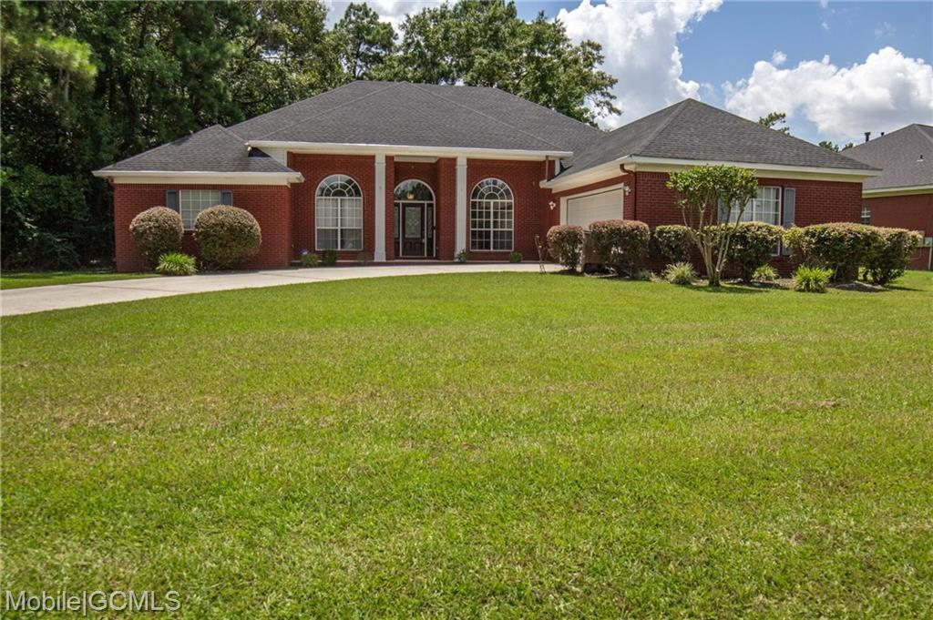 house for sale mobile alabama 4 bedrooms brick home