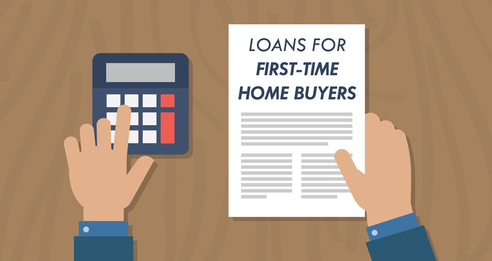 Best loan options for first time home buyers