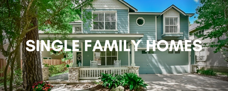 Single Family Homes Search