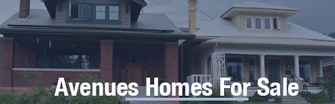 Homes For Sale In The Avenues