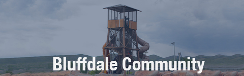 Bluffdale Community page