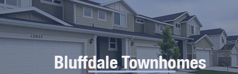 Townhomes For Sale In Bluffdale