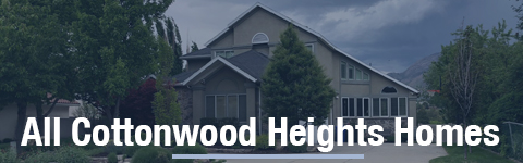 All Homes In Cottonwood Heights