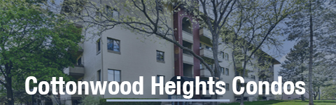 Condos For Sale In Cottonwood Heights