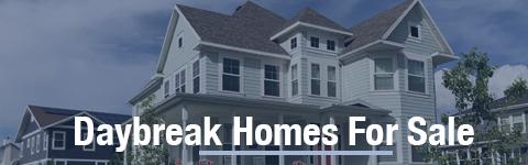 Homes For Sale In Daybreak