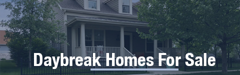 Homes For Sale In Daybreak