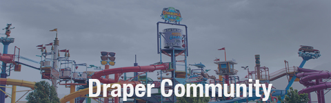 Draper Community page