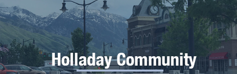 Holladay Community page
