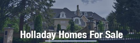 Homes For Sale In Holladay