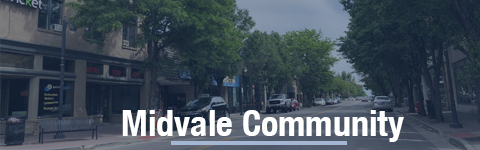 Midvale Community page