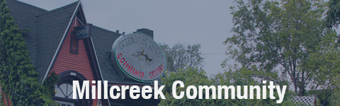 Millcreek Community page
