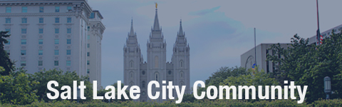 Salt Lake City Community page