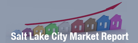 Salt Lake City Real Estate Market Report Button