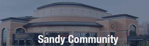 Sandy Community page