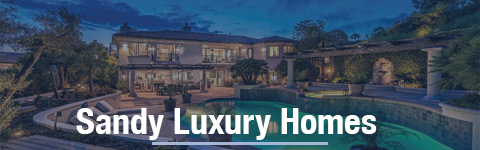 Luxury Homes For Sale In Sandy