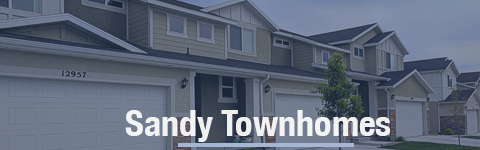 Townhomes For Sale In Sandy