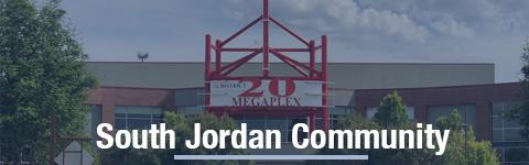 South Jordan Community page