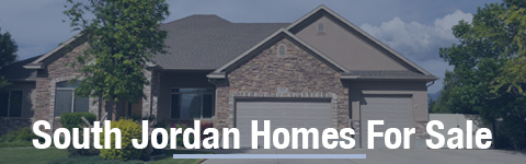 Homes For Sale In South Jordan