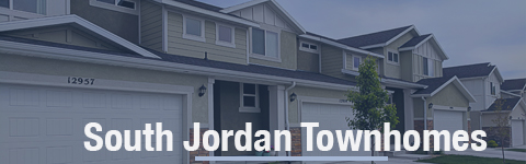 Townhomes For Sale In South Jordan
