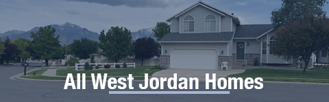 All Homes In West Jordan