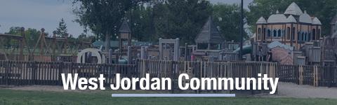 West Jordan Community page