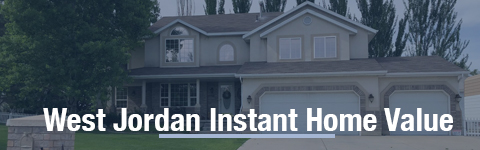 West Jordan Instant Property valuation