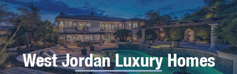 Luxury Homes For Sale In West Jordan