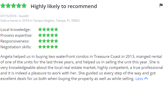 Oceanside Realty Partners Testimonial