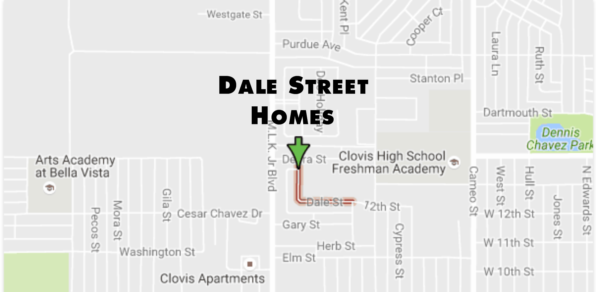 Dale St. Homes