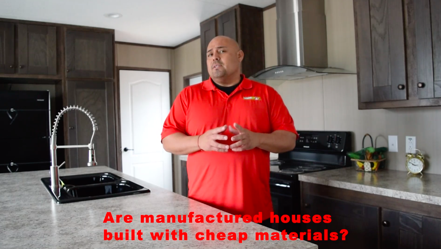 Manufactured Home Myths YouTube Video