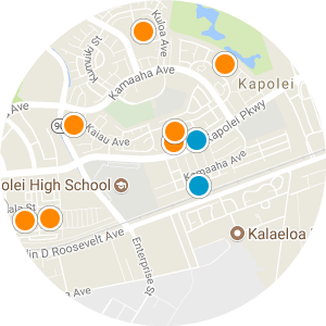 Kapolei Real Estate Map Search