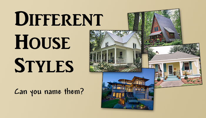 Different Home Styles