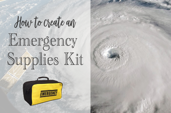 Do you have an emergency supplies kit