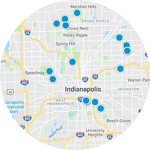 Indianapolis homes for sale