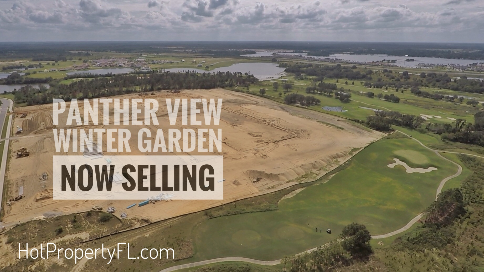 Panther View by Lennar. Winter Garden FL