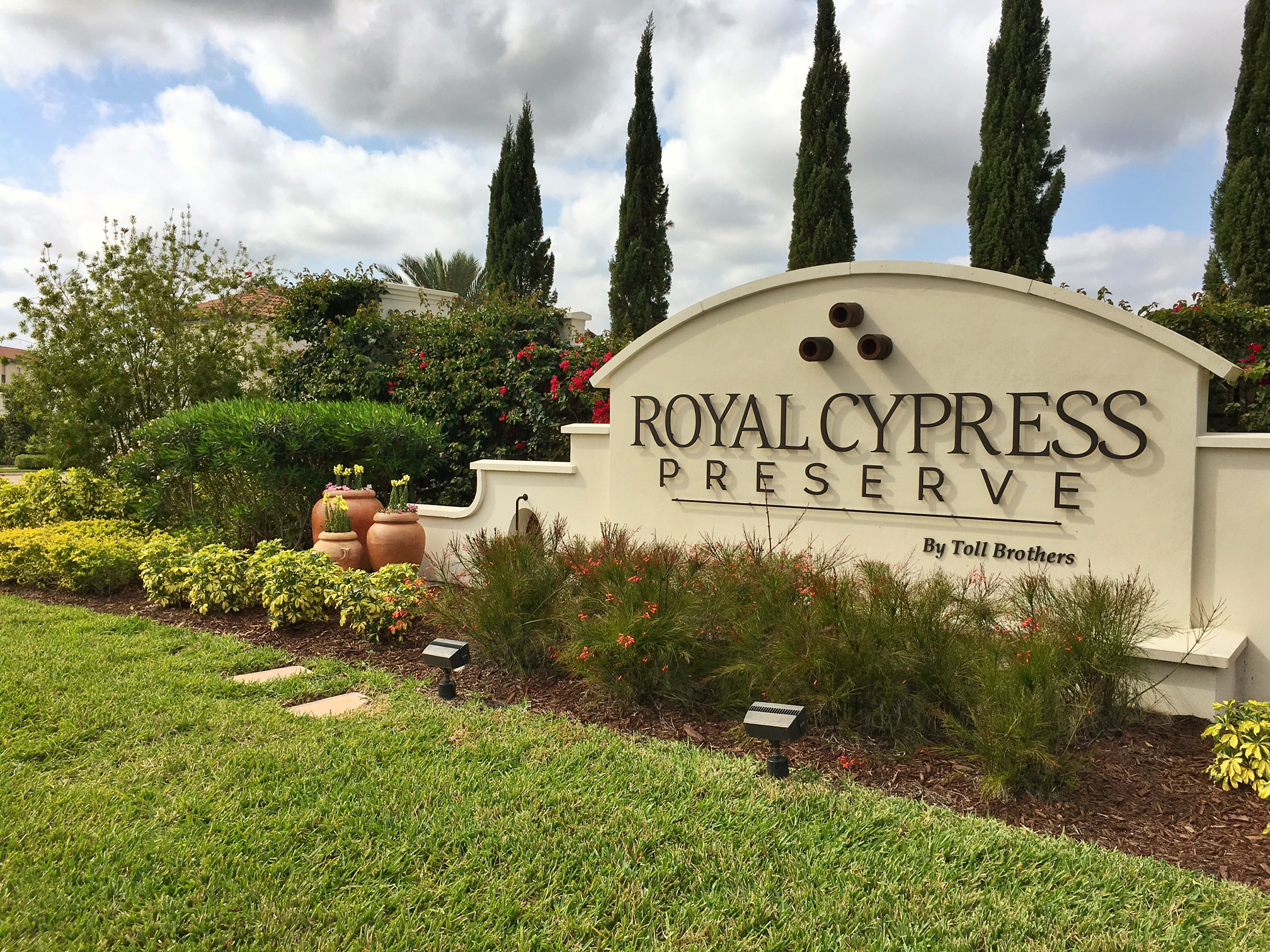 Royal Cypress Preserve Orlando FL new homes