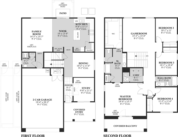 Northern Meadows New Homes For Sale
