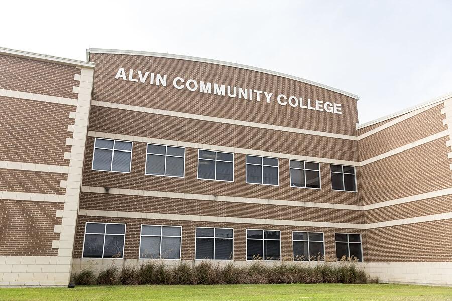 alvin tx community college