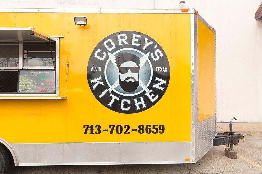 alvin tx food truck