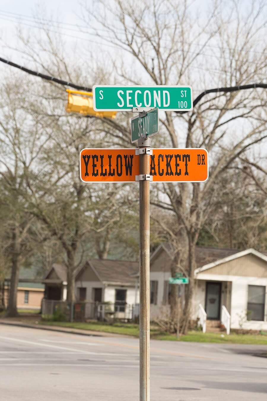 alvin tx yellow jacket