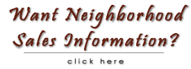 Recent Neighborhood Sales Information - www.HoustonTxRealEstate.com