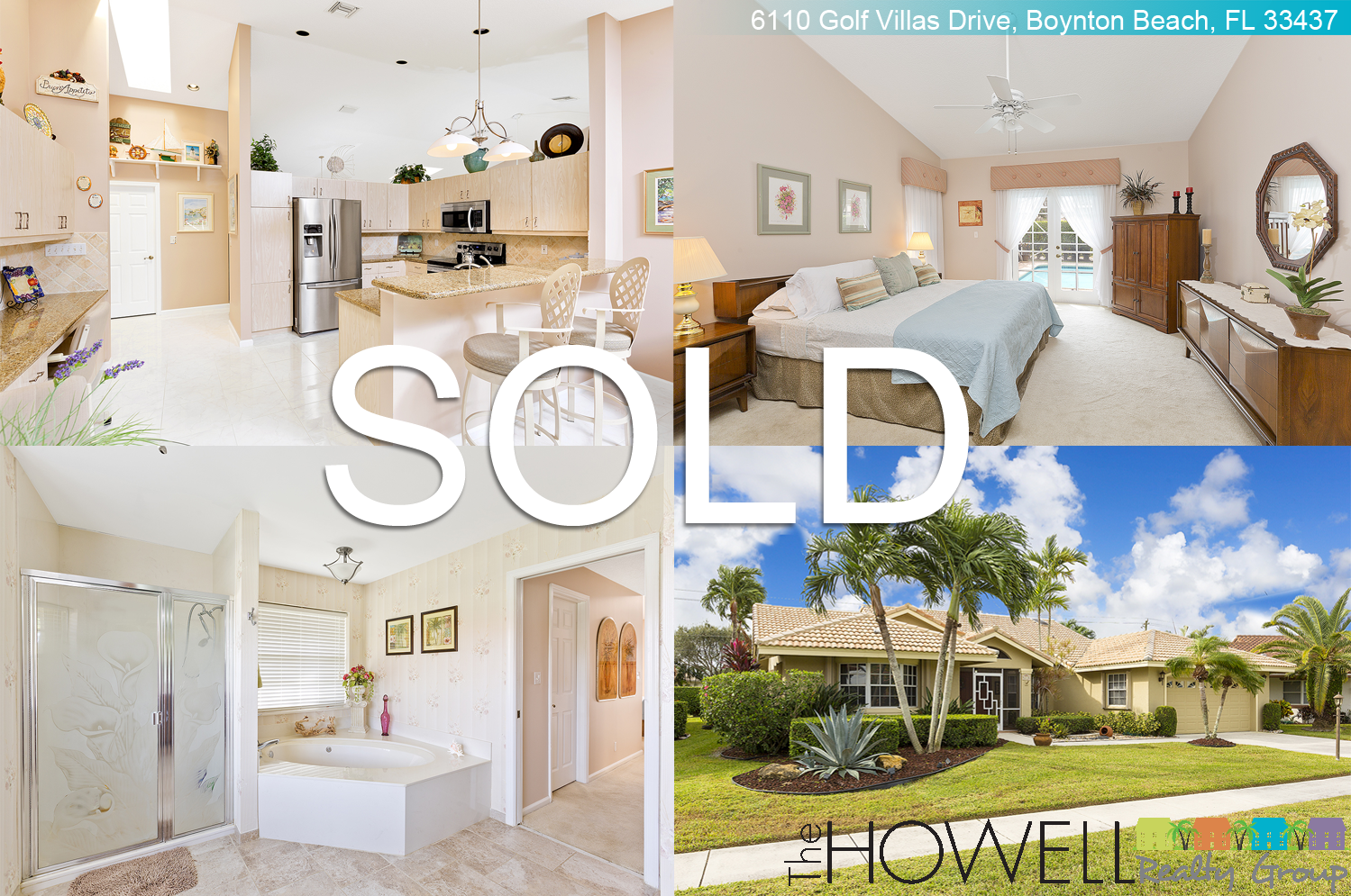 6110 Golf Villas Dr Home SOLD