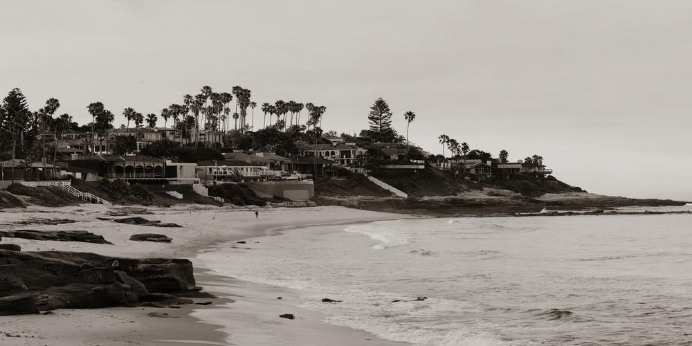 La Jolla condos for sale - La Jolla history