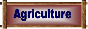 Agriculture Button