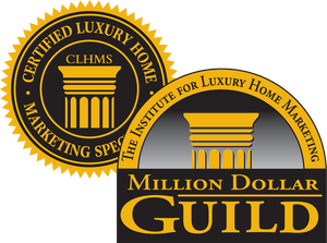 Certified Luxury Home Marketing Specialist - Miilion Dollar Guild Member