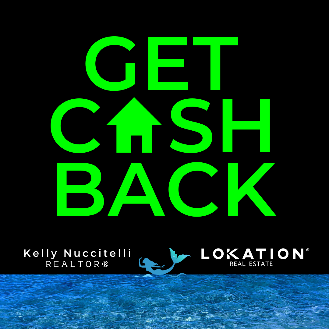 cash back logo block