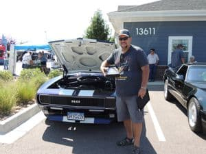 Shawn Haynes 2nd Prize Winner 1967_Camaro