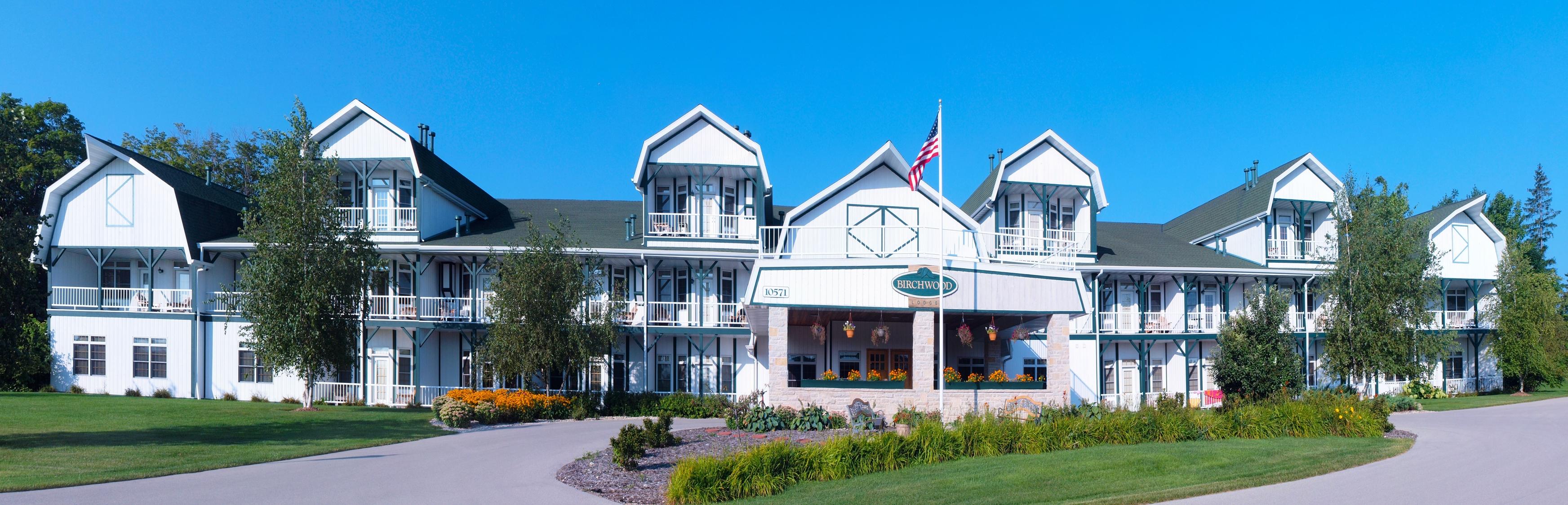 Birchwood Lodge Condominiums For Sale In Door County Wi