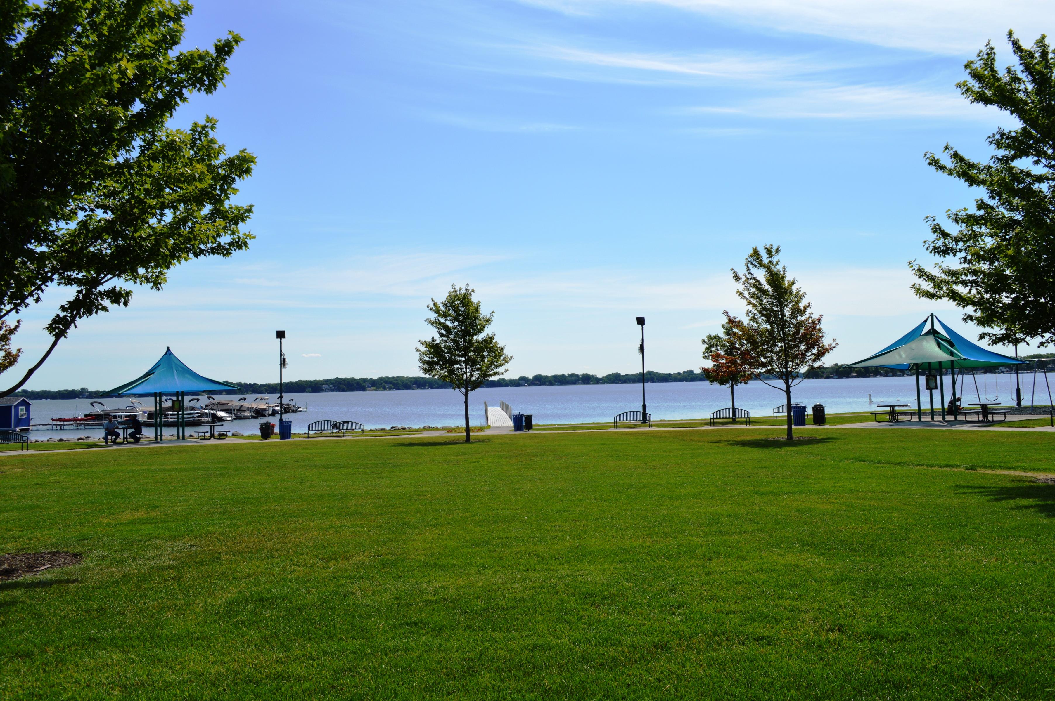 Lakeside Memorial Park Forest Lake
